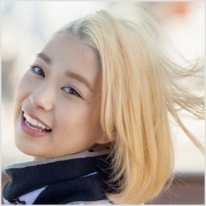 森川葵 髪型 金髪 画像