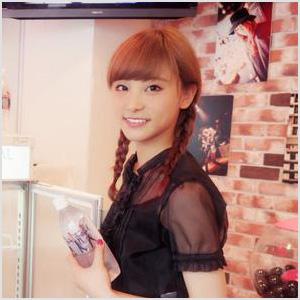 SCANDAL RINA 髪型