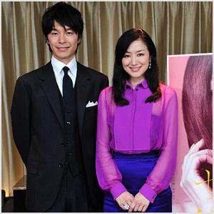 長谷川博己 結婚
