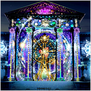 OSAKA光のルネサンス2015