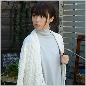 ダメ恋 深キョン 衣装 白カーデ