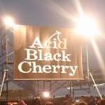 Acid Black Cherry東名阪フリーライブに10万人!セトリは?