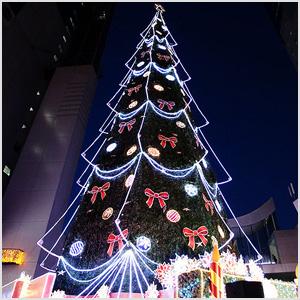 新梅田シティクリスマス2015 画像