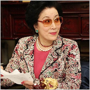 高畑淳子 中国人 画像