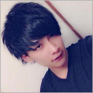 三嶋時人 画像 黒髪