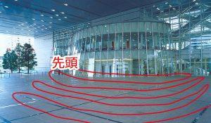 グランキューブ大阪 物販列 並び方 画像